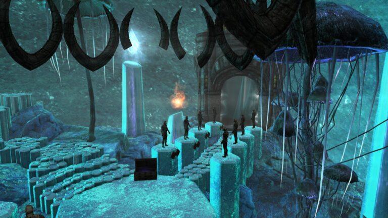 Wizards Pocket Study (old Description) – Skyrim Mod