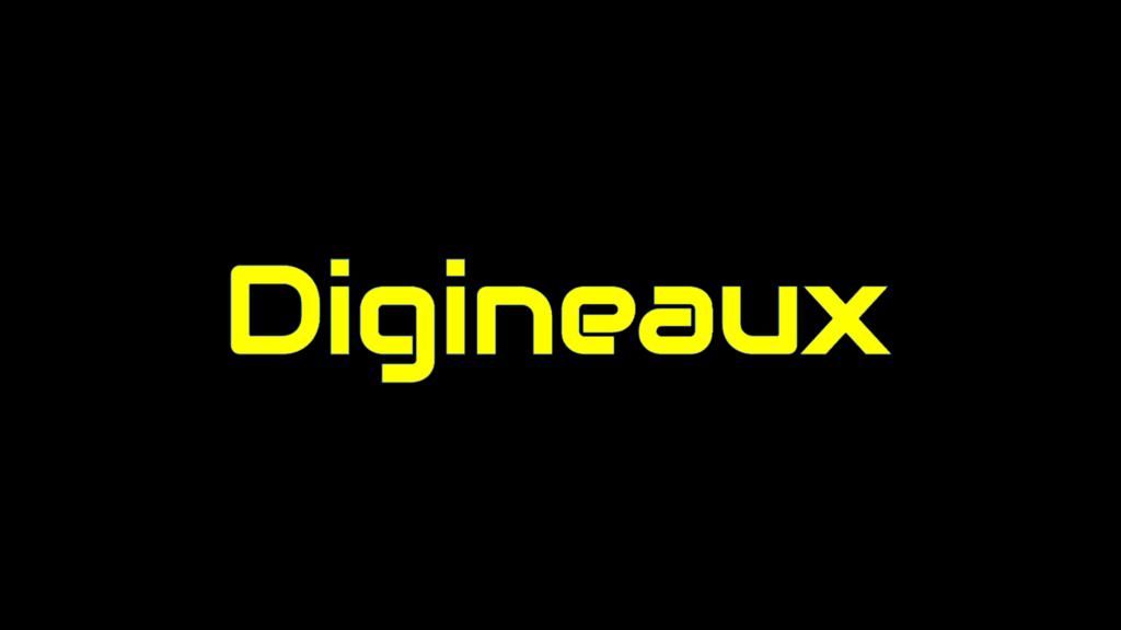 digineaux.com Home page