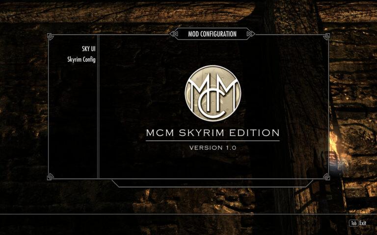 MCM Scripting Tutorial
